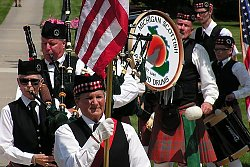 About Michigan Scottish Pipes and Drums