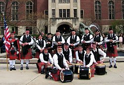 Michigan Scottish Pipes and Drums Media Gallery